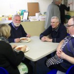 Eating Soup in the Community Café