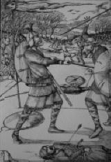King Penda of Mercia