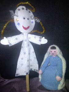 Little Angels puppets