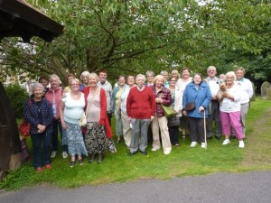 Multi Sensory visit to Hurworth