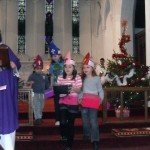 Worship at Saint James' with Children